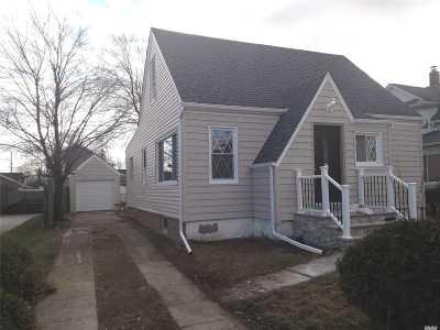 Freeport Single Family Home For Sale: 118 Washburn Ave