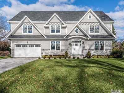 Garden City Single Family Home For Sale: 103 Transverse Rd