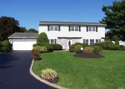 Coram Single Family Home For Sale: 7 Sunflower Ct