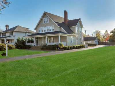 Brightwaters Single Family Home For Sale: 103 S Windsor Ave