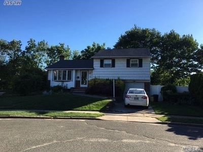 Syosset Single Family Home For Sale: 32 Holly Dr