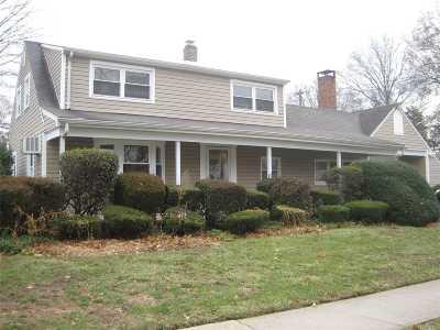 Levittown Single Family Home For Sale: 7 Iris Ln