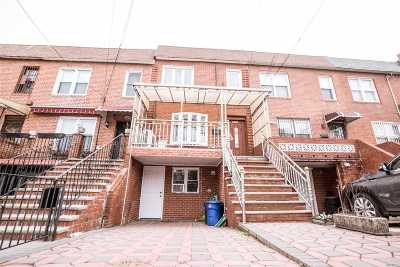 Rego Park Single Family Home For Sale: 66-23 Alderton St