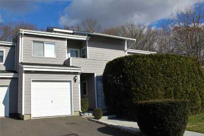Manorville Condo/Townhouse For Sale: 14 Vista Dr