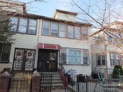 Woodside Multi Family Home For Sale: 35-24 63 St