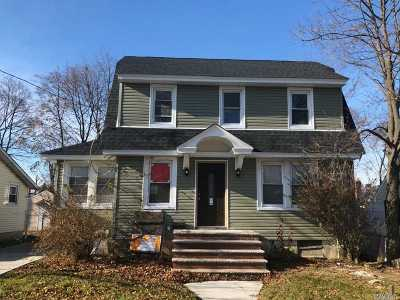 Roosevelt Single Family Home For Sale: 217 N Columbus Ave