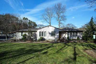 Smithtown Single Family Home For Sale: 115 Mobrey Ln