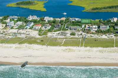 Westhampton Bch Single Family Home For Sale: 153 Dune Rd