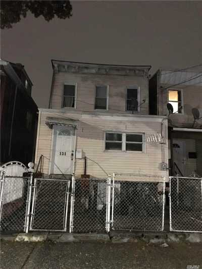 Brooklyn Single Family Home For Sale: 121 Crystal St
