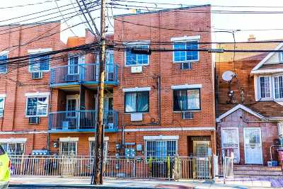 Jamaica Multi Family Home For Sale: 89-27 172nd St