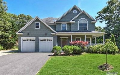 Hampton Bays Single Family Home For Sale: 87 Bellows Ter