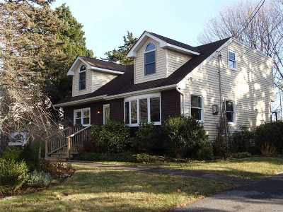 East Moriches Single Family Home For Sale: 6 Sheffield Ln