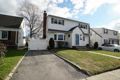Valley Stream Single Family Home For Sale: 14 S Jasper St