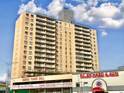 Rego Park Condo/Townhouse For Sale: 92-29 Queens Blvd #1G