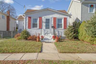 N. Bellmore Single Family Home For Sale: 12 Jefferson Ave
