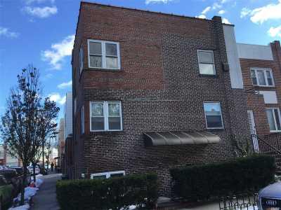 Elmhurst Multi Family Home For Sale: 52-02 82nd St