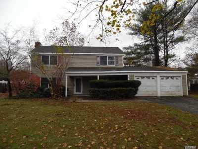 Stony Brook Single Family Home For Sale: 275 Hallock Rd