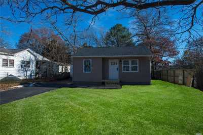 Farmingville Single Family Home For Sale: 3 Canary Pl