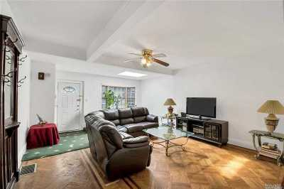 Woodhaven Single Family Home For Sale: 91-31 91 Street