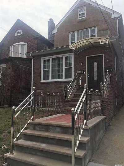 Flushing Multi Family Home For Sale: 59-38 163rd St