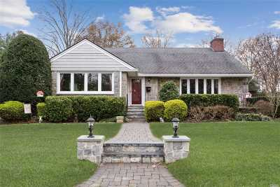 Garden City Single Family Home For Sale: 70 Monroe St