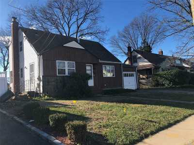 Bethpage Single Family Home For Sale: 107 Brenner Ave