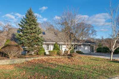 Center Moriches Single Family Home For Sale: 5 Grace Ct