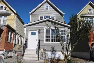 Jamaica Multi Family Home For Sale: 123-31 146th St