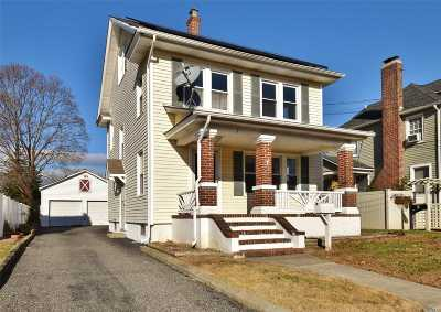 E. Northport Single Family Home For Sale: 7 Kew Ave