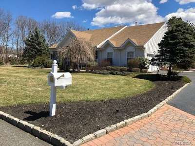 E. Setauket Single Family Home For Sale: 8 Diploma Pl
