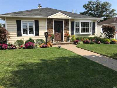 Seaford Single Family Home For Sale: 2435 Willoughby Ave