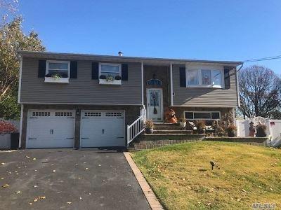 Centereach Single Family Home For Sale: 113 Selden Blvd