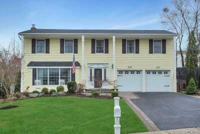 Smithtown Single Family Home For Sale: 22 Knoll Ln