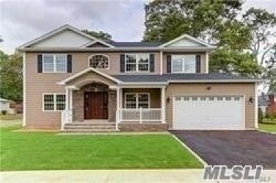 Massapequa Single Family Home For Sale: 310 N Baldwin Dr