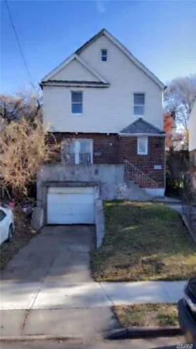 Whitestone Single Family Home For Sale: 14-11 Parsons Blvd