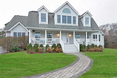 Westhampton Single Family Home For Sale: 6 Bay Meadow Ln