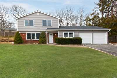 Coram Single Family Home For Sale: 104 Wedgewood Dr