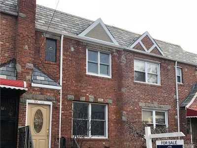 Rego Park Single Family Home For Sale: 9522 67th Ave
