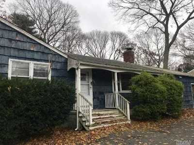 Ronkonkoma Single Family Home For Sale: 2921 Ocean Ave