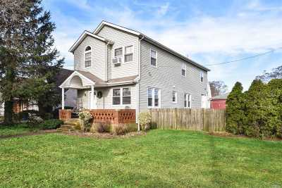 Single Family Home For Sale: 124 Gormley Ave