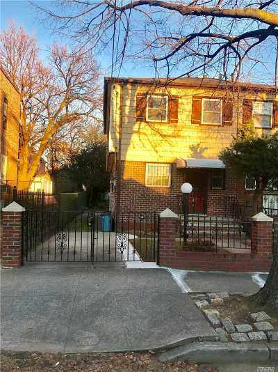 Jamaica Single Family Home For Sale: 111-65 Inwood St
