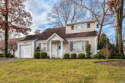 Massapequa Single Family Home For Sale: 593 Franklin Ave