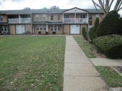 Middle Island Condo/Townhouse For Sale: 295 Artist Lake Dr