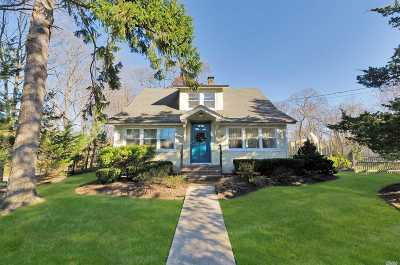 Port Jefferson Single Family Home For Sale: 35 Second Ave