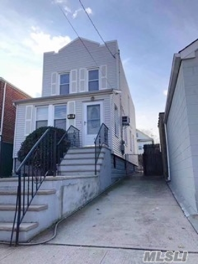 Flushing Single Family Home For Sale: 25-50 125 St