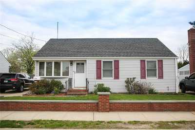 Bethpage Single Family Home For Sale: 742 Stewart Ave