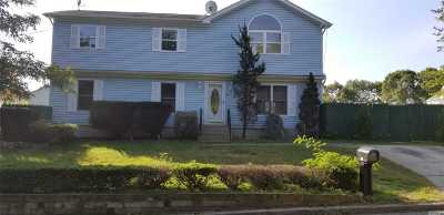 Holtsville Single Family Home For Sale: 54 Fairview Ave