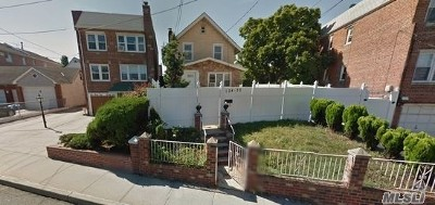 Flushing Multi Family Home For Sale: 134-22 Booth Memorial Ave