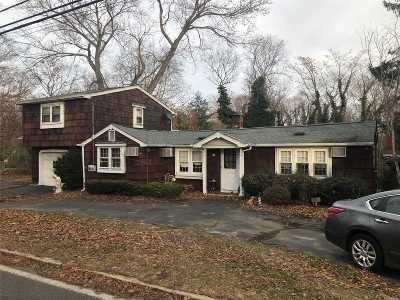 Port Jefferson Single Family Home For Sale: 79 N Columbia St