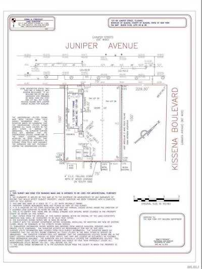 Flushing Multi Family Home For Sale: 137-58 Juniper Ave